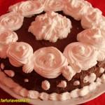 FarfuriaVesela.ro: Tort cu crema ganache