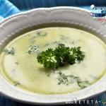 RetetaVideo.ro: Supa crema de spanac si lapte