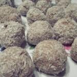 Bilute cu biscuiti si nuca de cocos