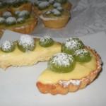 Mini tarte cu struguri