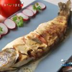 RetetaVideo.ro: Pastrav cu bacon