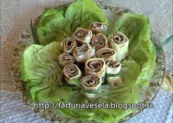 Pate de ficat de casa in foaie de clatita - farfuria vesela - sfatulparintilor.ro - youtube - 3060354=s1280=h960