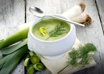 Supa de praz