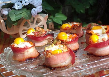 Ciuperci jambonate