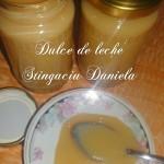 Dulce de Leche – Dulceata de Lapte