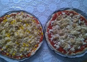 Pizza cu ce vrei