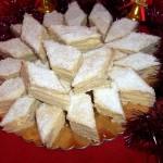 Prajitura cu crema de lamaie si cocos