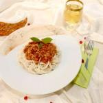 Spaghete Bolognese. Pentru cand vi se face pofta de Italia
