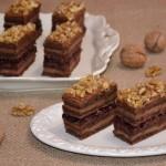Prajitura cu mure, ciocolata si crema mascarpone