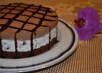 Cheesecake cu ciocolată