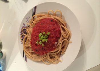 Spaghete picante