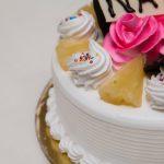 Retete de Revelion: Tort festiv cu fructe