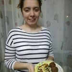 Falafel cu salata turceasca