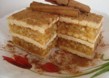 Prajitura cu mere si biscuiti - sfatulparintilor.ro - caietul cu retete - DSC04415