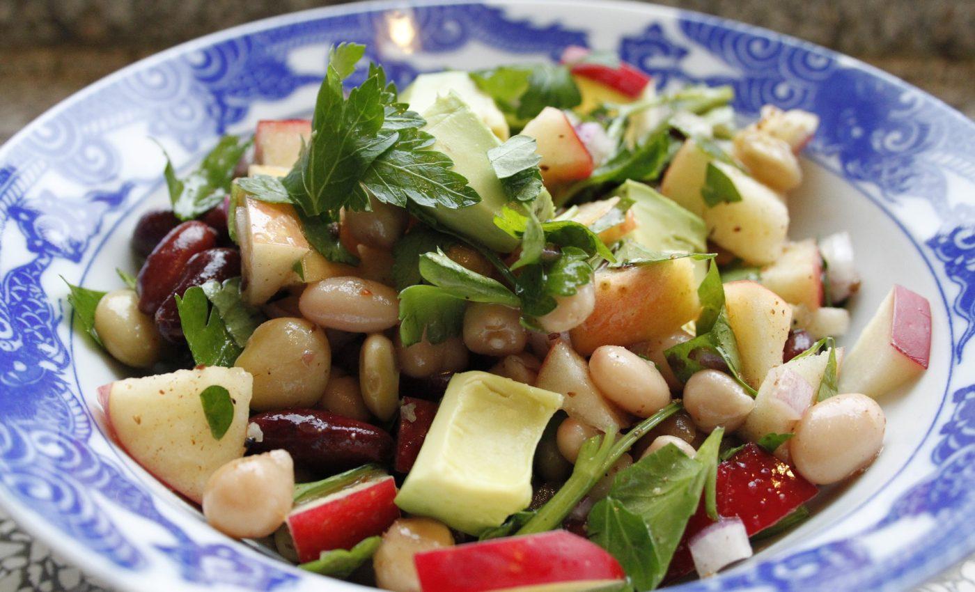Salata de fasole - sfatulparintilor.ro - pixabay_com - healthy-997541_1920