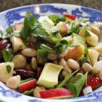 Reteta de post: Salata de fasole