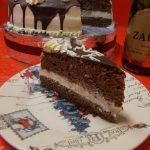 Tort de ciocolata cu nuca si crema mascarpone