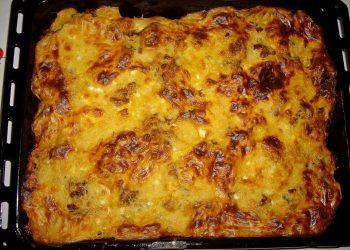 Musaca de cartofi cu carne de pui - sfatulparintilor.ro - pixabay_com - moussaka-1249606_1920