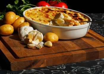 Cartofi gratinati frantuzesti