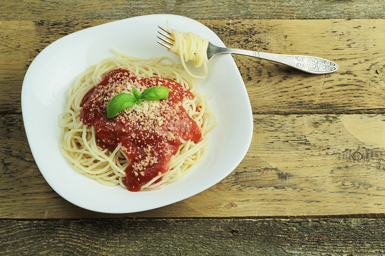Paste cu sos - sfatulparintilor.ro - pixabay_com - spaghetti-863304_1280