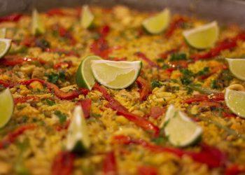 orez cu fructe de mare - sfatulparintilor.ro - pixabay_com - paella-3682886_1920