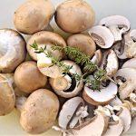 Ciulama de ciuperci. Cea mai simpla reteta