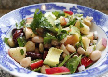 Salata de fasole cu ceapa rosie - sfatulparintilor.ro - piqsels.com-id-ftire