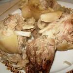 Rasol de porc la cuptor