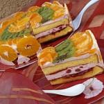 Reteta de Sarbatori: Tort cu gem si citrice
