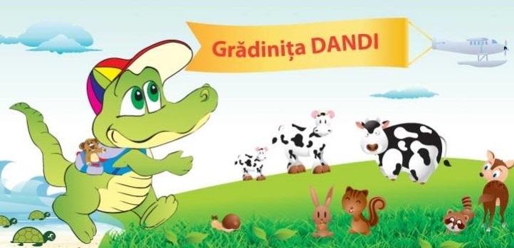 Gradinita Crocodil Dandi