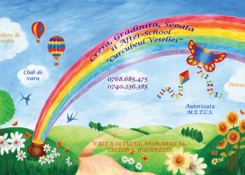 gradinita curcubeul veseliei