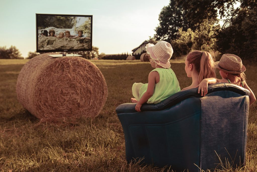 Cum afecteaza televizorul creierul copilului - SFATULPARINTILOR.RO - PIXABAY-COM - extended-family-4315966_1920