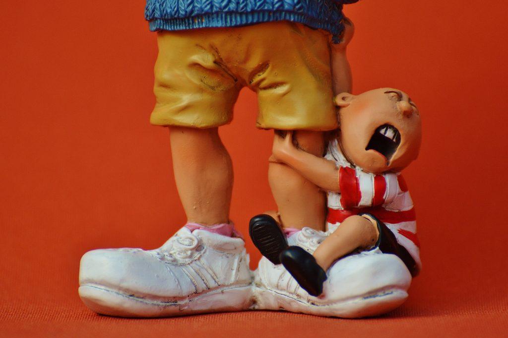 Fricile copilului legate de gradinita