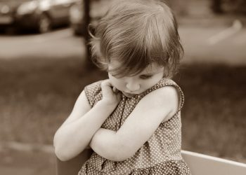 Copilul meu timid