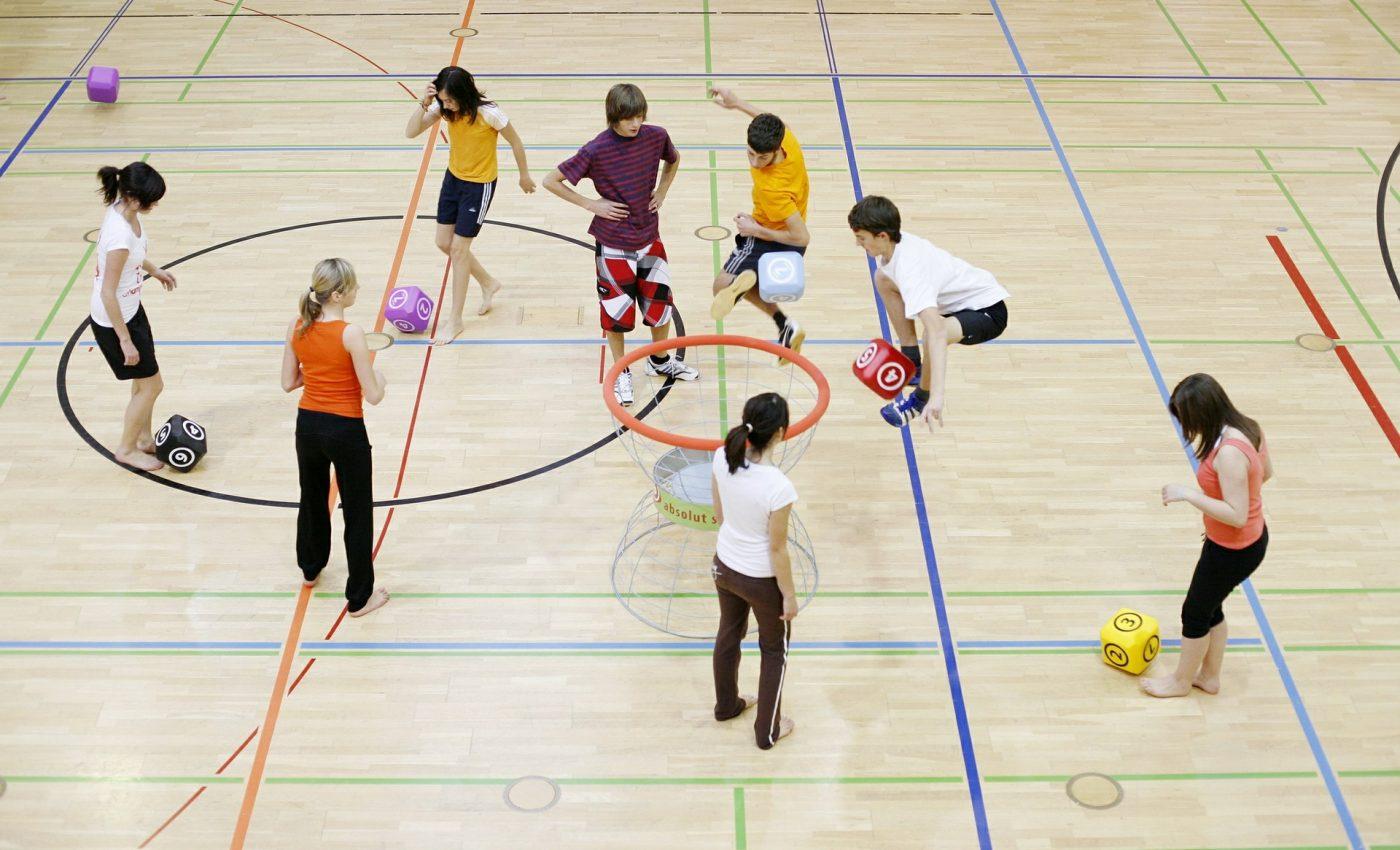 copiii le pot invata prin sport