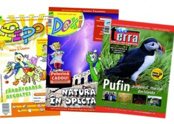 Abonamente reviste pentru copii