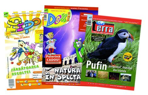Sfatulparintilor: A aparut revista Pipo pentru luna octombrie