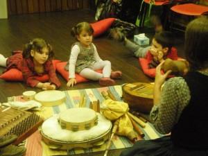Sfatulparintilor: Atelierele Serile copiilor la Teatrul National de Opereta Ion Dacian