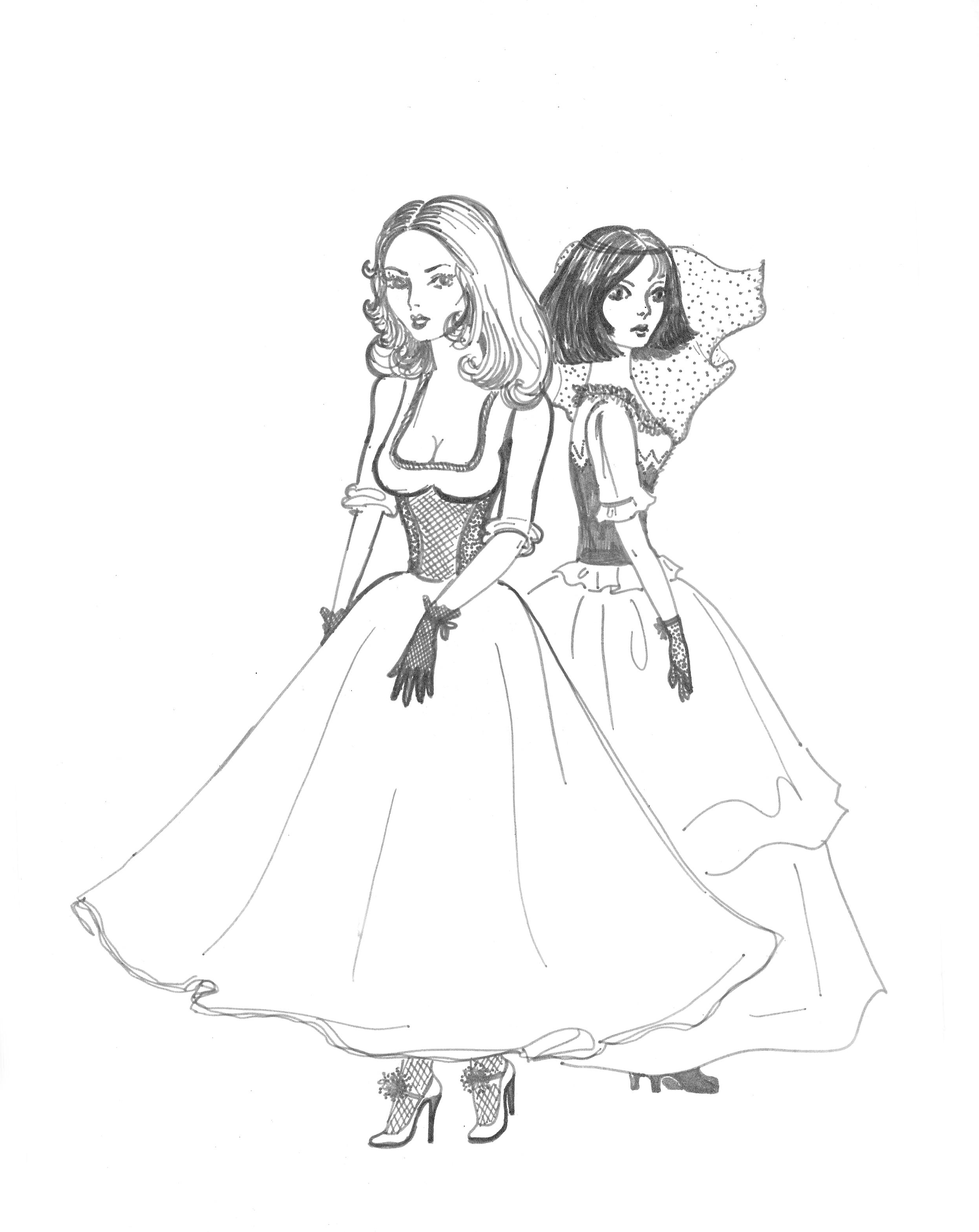 Sfatulparintilorro Planse De Colorat Printesa Buna