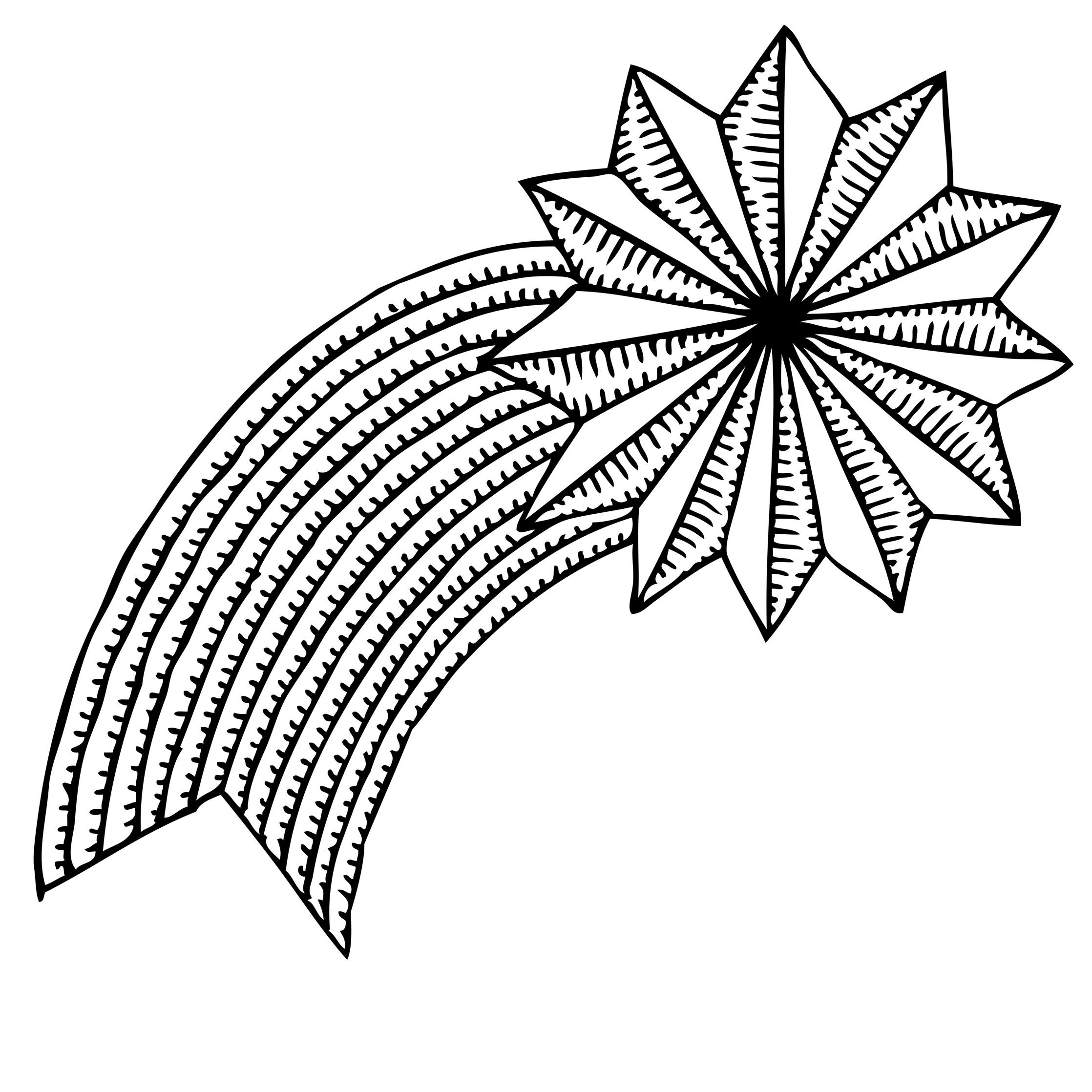 Planse De Colorat Steaua De Craciun Sfatulparintilorro