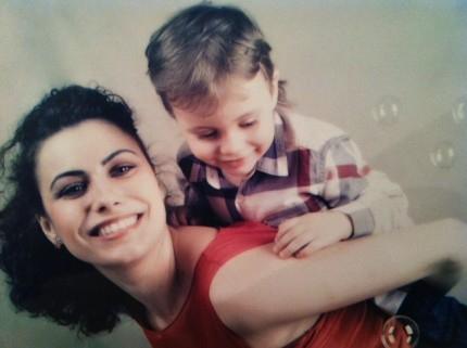 sfatulparintilor.ro - Ani Plumb (GSP TV) mamica lui David-Andrei