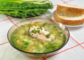 sfatulparintilor.ro - Supa de dovlecei cu file de cod
