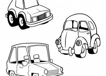 sfatulparintilor.ro_planse de colorat_trei masinute