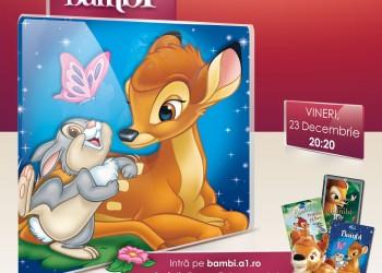sfatulparintilor.ro - Bambi la Antena 1