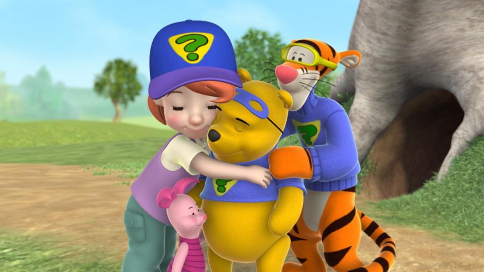 sfatulparintilor.ro - Noi aventuri cu Winnie de plus la Disney Channel