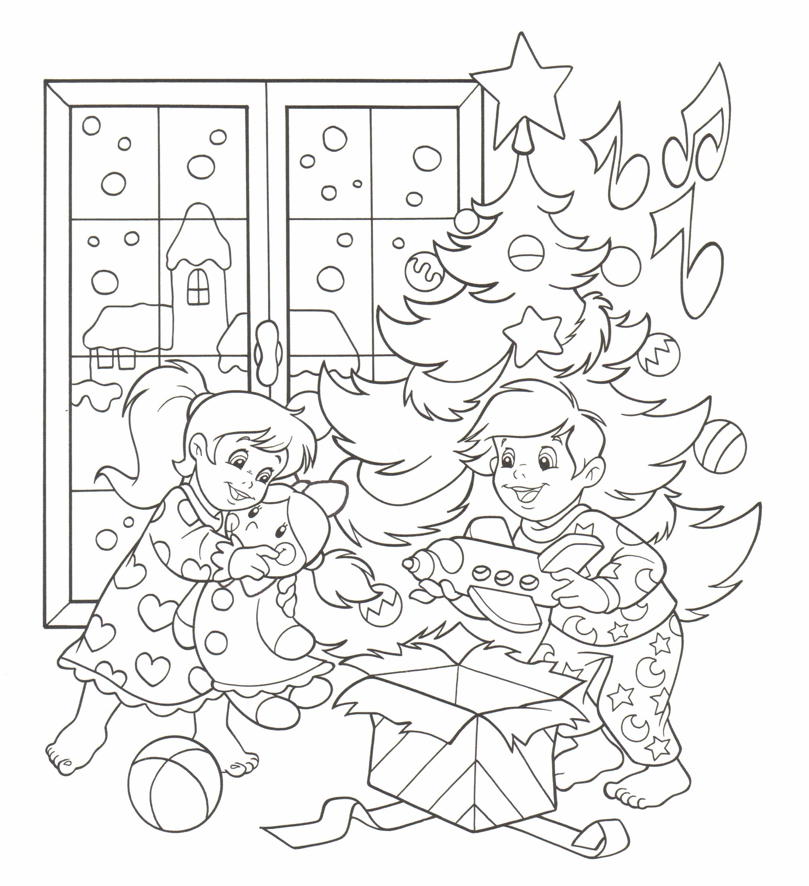 sfatulparintilor.ro_plansecoloat_copiii gasesc cadouri sub brad de craciun