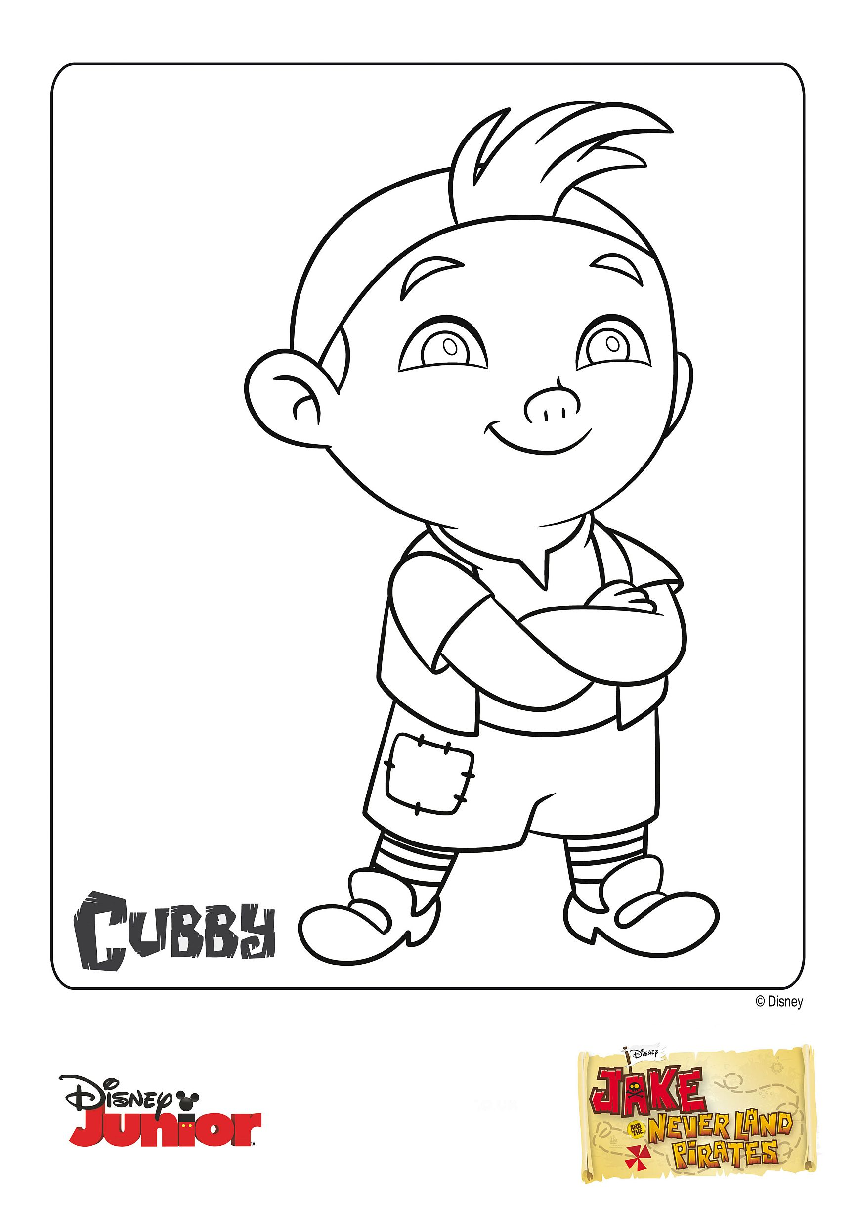 Coloring pages for jake and the neverland pirates - Free Printable Coloring Pages Jake And The Neverland Pirates Free Coloring Pages Jake The Pirate