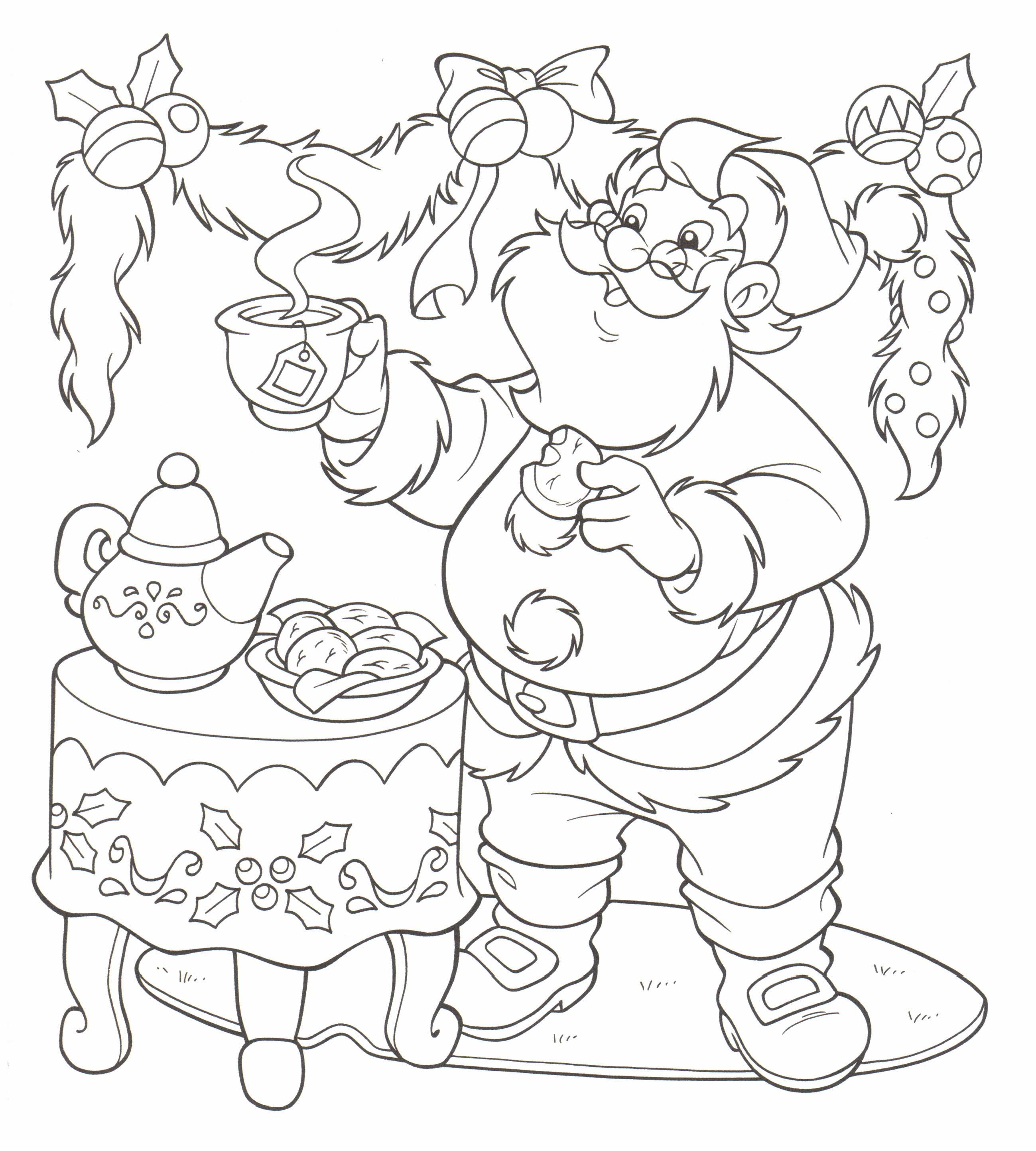 sfatulparintilor.ro_plansecolorat_mos craciun cu ceai si biscuiti