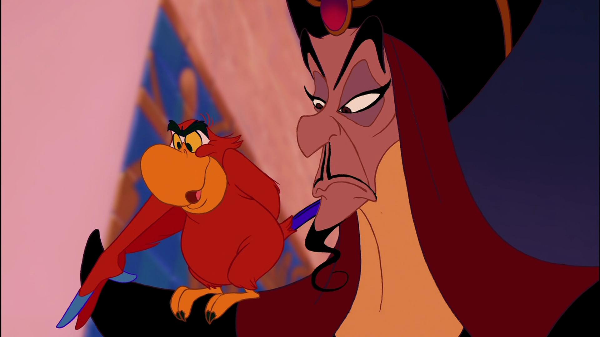 sfatulparintilor.ro - Aladin: Intoarcerea lui Jafar