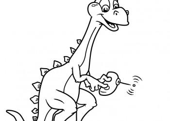 sfatulparintilor.ro_plansecolorat_dinozaurmasinuta